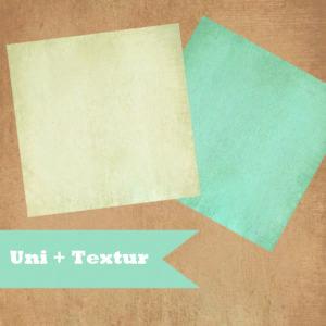 Uni + Textur